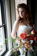 Meghan bouquet window